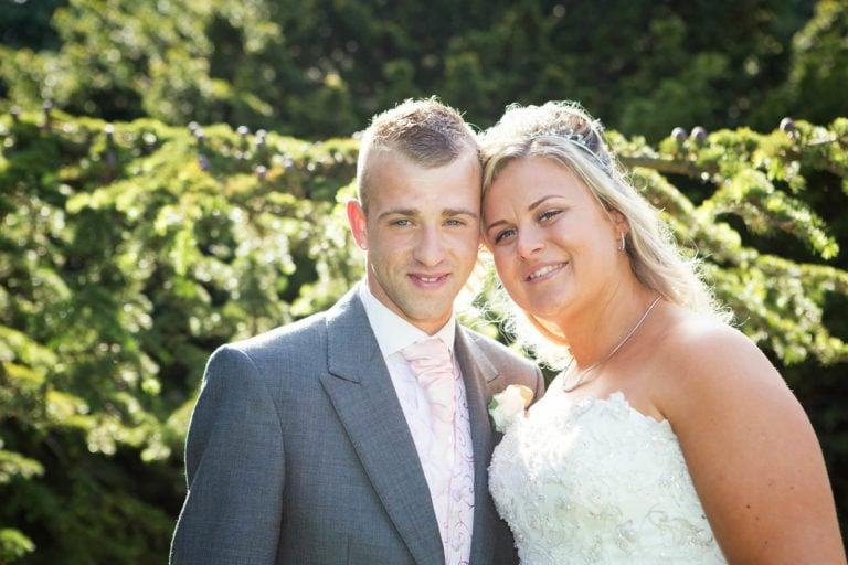 Corrine & Aaron – Oaklands Hotel Norwich Wedding Photography