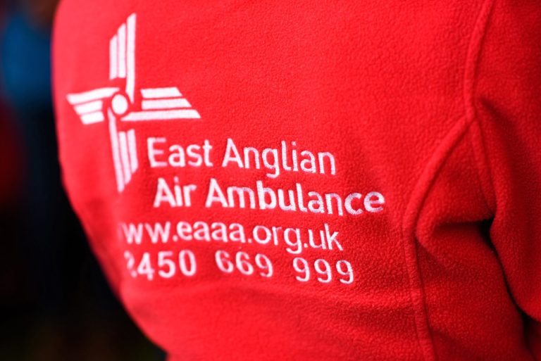 Royal Norfolk Show 2016 – East Anglian Air Ambulance