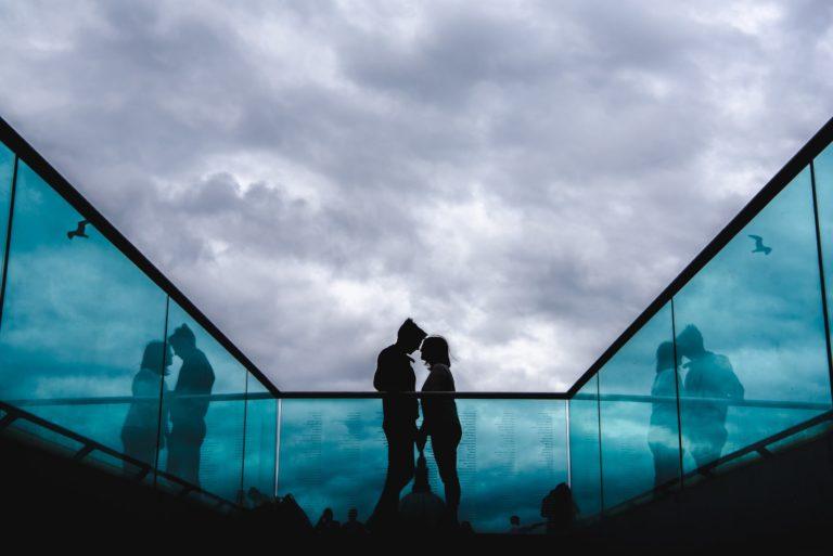 London South Bank Engagement Shoot – Amanda & Gareth
