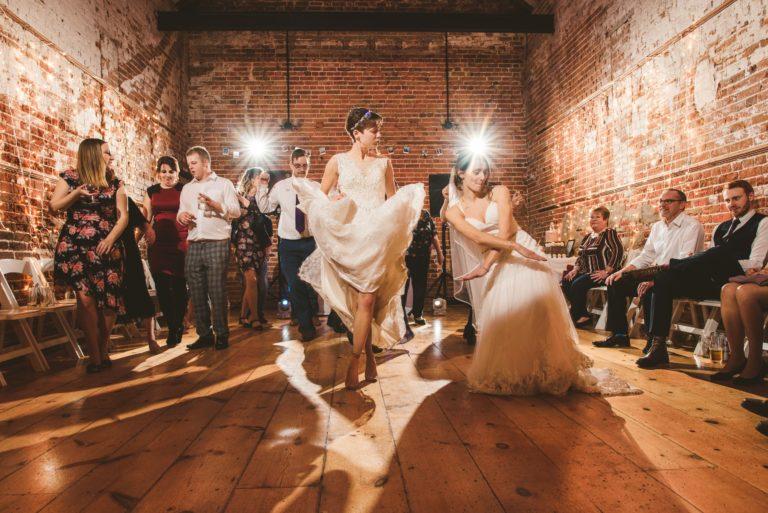 Dairy Barns Hickling Norfolk Wedding – Gemma & Nat