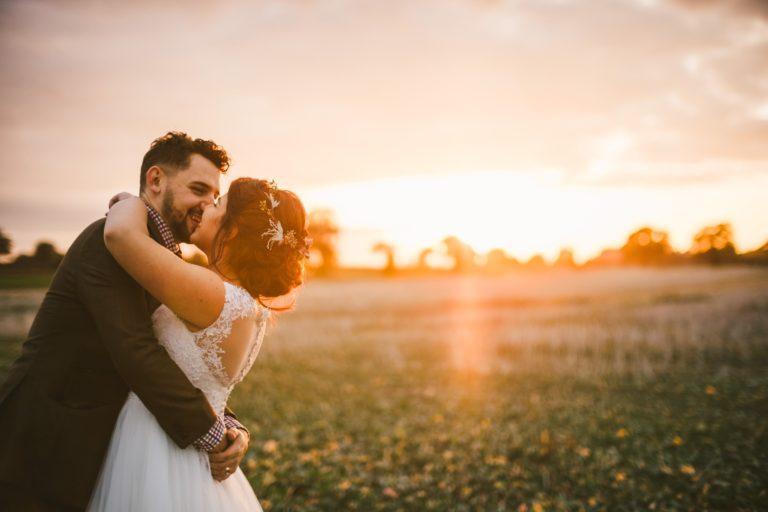 Wood Farm Barn Wedding Photography, Mikaela & Tom