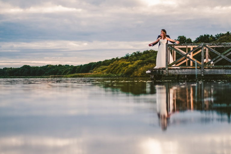 Boathouse Ormesby Norfolk Wedding – Alex & James